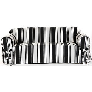 Classic Slipcovers Classic Stripe Sofa Slipcover (4 options available)