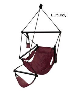 Dlx hanging hammock chair free shipping today for Ez hang chairs instructions