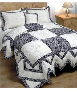 Tapestry Braid Comforter Set - Thumbnail 0
