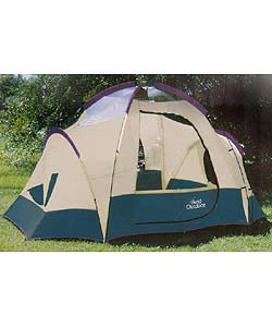 American Camper 5-person Dome Tent - Thumbnail 0