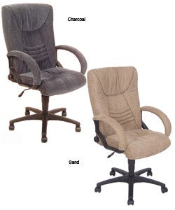 more photos 777a1 a28d6 Sealy Posturepedic Executive Highback Office Chair | Overstock.com Shopping  - The Best Deals on Office Chairs