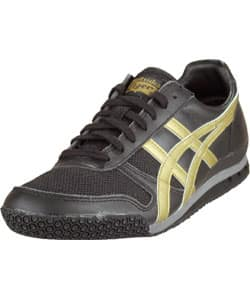 cheap for discount f737f e1331 Asics Onitsuka Tiger Ultimate 1981 Men's Black/Gold Shoes | Overstock.com  Shopping - The Best Deals on Athletic