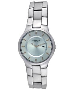 Kenneth Cole Men's Stainless Steel Watch - Thumbnail 0