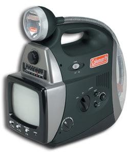 Coleman King Cobra TV Lantern with Radio - Thumbnail 0