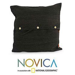 Wool 'Andean Dream' Cushion Cover (Peru) - Thumbnail 1