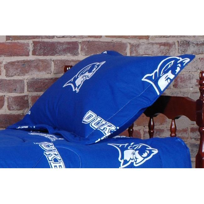Duke University Blue Devils Pillow Sham