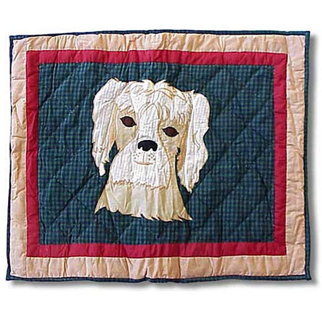 'Fido' Pillow Sham