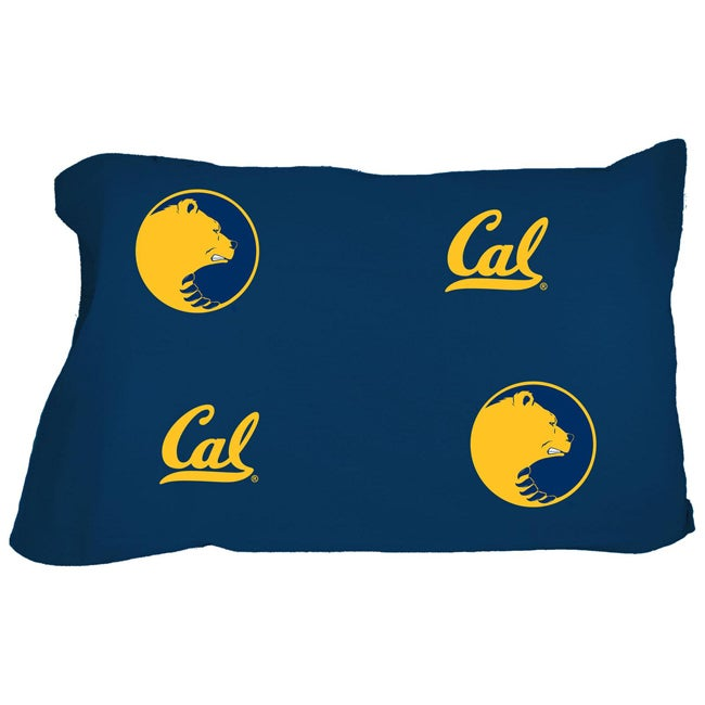 University of California Berkeley Golden Bears Pillowcase