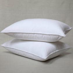Suprelle Memory Fiber 425 Thread Count Pillow with Removable Cover