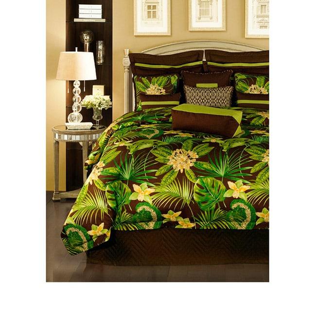 Rain Forest 4-piece Comforter Set