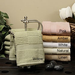 Ringspun Cotton Hand Towels (set of 6) - Thumbnail 0