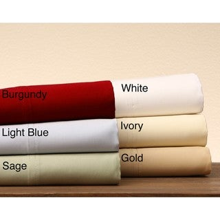 Egyptian Cotton Sateen 1000 Thread Count Sheet Set