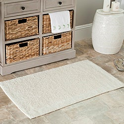 Safavieh Spa 2400 Gram Resorts Natural 21 x 34 Bath Rug (Set of 2)