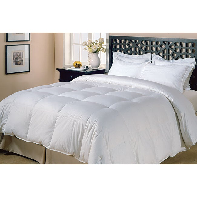 Supersized 370 Thread Count Down Blend Comforter