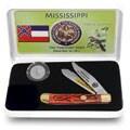 U.S. Mint Mississippi State Quarter and Knife Set