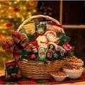Medium Holiday Celebrations Christmas Basket