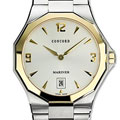 Concord Mariner Men's Silver Dial Two-tone Watch