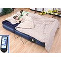 Air Cloud Pillowtop Full Size Air Bed with Remote