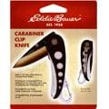 Eddie Bauer Carabiner Clip Knife