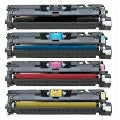HP 1500/2500 4-pack Color Toner Cartridge (Remanufactured)