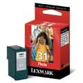 Lexmark 31 Color Photo Ink Cartridge
