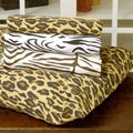 Regal Animal Print 300 Thread Count Cotton Pillowcases (Set of 2)