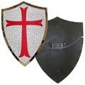 Knights Templar Armor Shield