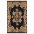 Nourison Everywheres Orange Paisley Rug
