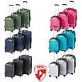 Heys Sidewinder 3-piece Lightweight Hardside Spinner Luggage Set