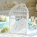 Birdcage Wedding Card Holder