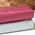 Supima Cotton 600 Thread Count Striped Duvet Cover Set