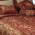 Geneva 7-piece Oversized Comforter Set