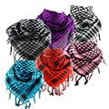 Iced Out Gear Fashion Houndstooth Scarf