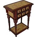 Toile Chest/ End Table