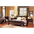 Abbyson Living Novara 5-piece King Sleigh Bedroom Set