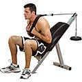 Body Solid Powerline Ab/ Tricep Bench