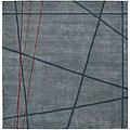 Nourison 2000 Hand-tufted Rose Rug (9'9 x 13'9)