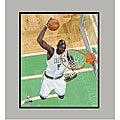 Boston Celtics' Kevin Garnett Matted Photo