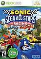 Xbox 360 - Sonic & SEGA All-Stars Racing