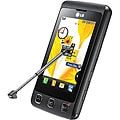 LG KP500 Cookie Quadband Unlocked GSM Touchscreen Cell Phone