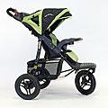Go Go Babyz Urban Advantage Stroller in Leaf Green