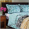 Regency Cotton 300 Thread Count Laney Print Duvet Cover Set