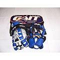 deBeer GAIT Insanity Royal 12-inch Medium Lacrosse Gloves