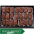 Bidwell Candies 2-pound Chocolate Covered Peanut Butter Dream Candy Box