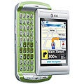 AT&T QuickFire GTX75 Green 1.3MP GSM Cell Phone