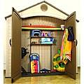 Lifetime Indoor/ Outdoor Storage Closet (8' x 2.5')