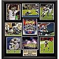 Super Bowl XLIV Champion New Orleans Saints 9-photo Plaque