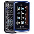 LG Xenon GR500 Blue GSM Unlocked Cell Phone