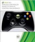 Xbox 360 Matte Black Wireless Controller
