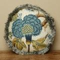 Shop Rose Tree Attingham Park Tambourine Decorative Pillow